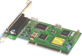 Low- Profile- PCI Framegrabber FG-35